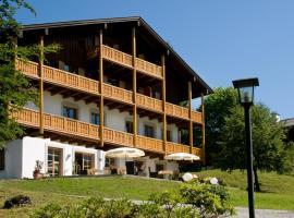 Alpenvilla Berchtesgaden, Bischofswiesen