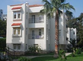 Linda Apart Hotel, Side