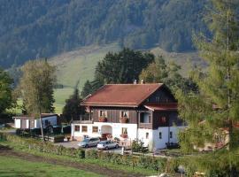 Gasthaus Aiplspitz, Bayrischzell