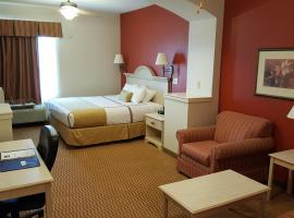 Best Western Palo Duro Canyon Inn & Suites, Canyon