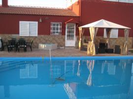Alojamiento Rural Villa Pepi, Bobadilla