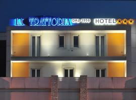 Hotel Testani, Frosinone