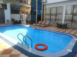 Adden Palace Hotel, Mwanza