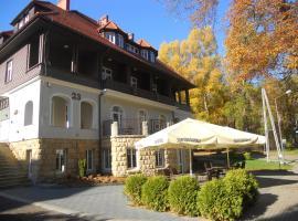 Villa Lessing, Polanica-Zdrój