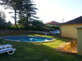 Casa Pimentel Turismo Rural, Bornes