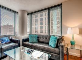 Global Luxury Suites at Woodmont Triangle North, Bethesda