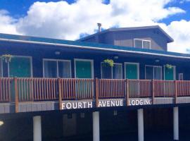 Fourth Avenue Lodging, Seward