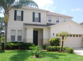 1051 BD Four-Bedroom Home, Kissimmee
