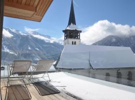 Apartment Obersaxen - Val Lumnezia, Vella