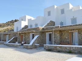 Minimal Houses, Panormos Mykonos