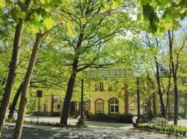 Landhotel Gustav, Beelitz-Heilstätten