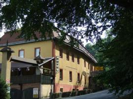 Hotel Vyhledy, Klenčí pod Čerchovem