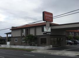 Anaheim Lodge, Анахайм