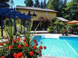 La Pause Bed and Breakfast, Courtenay