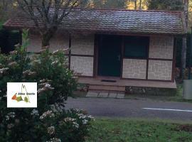 Aldea Guntin - Camping Cañiza, La Cañiza