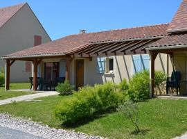 Holiday Home Domaine De Lanzac 1, Lanzac