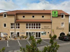 Hotel Spa Restaurant Le Provence, Lanarce