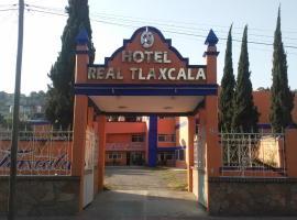Real Tlaxcala, Tlaxcala de Xicohténcatl