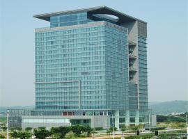 Guangzhou Nansha Pearl River Delta World Trade Center Tower, Canton
