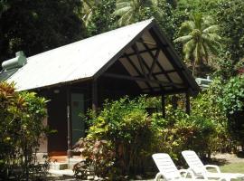 Matana Beach Resort - Dive Kadavu, Navuatu