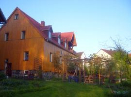 Ferienwohnung Am Jakobsweg, Frielendorf
