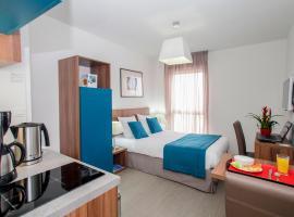 Appart' Hotel Odalys Saint Jean, أورلييو