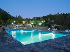 Bungalow - Camping Apollon, Delfoi