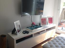Luxury Apartment Recoleta