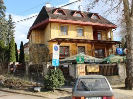 Herczeg Apartment, Miskolctapolca