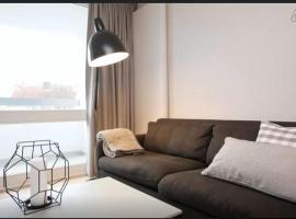 Design-Appartement St. Pauli, Hamburg