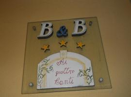B&B ai Quattro Canti, Мистербьянко