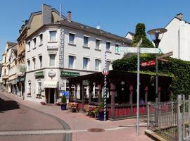 Hotel Restaurant Adria Kroatien, Bad Ems