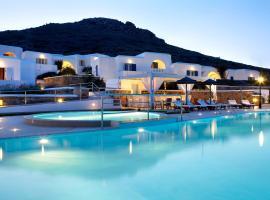 Hotel Mediterranean, Stelida