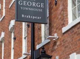 The George Townhouse, Shipston on Stour