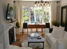 Cole Valley Luxury Apartment, San Francisco