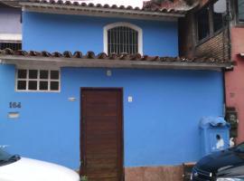Casa Azul no Centro