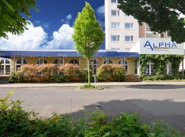 Alpha-Hotel garni, Dietzenbach