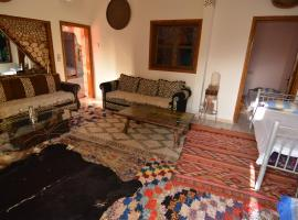 Maison d'hotes Rabha Ait Bou Izryane, Timoulilt