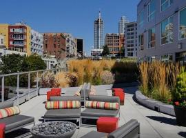 Belltown Waterfront Suites by Barsala, Seattle