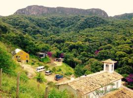 Baubrasil, Tiradentes