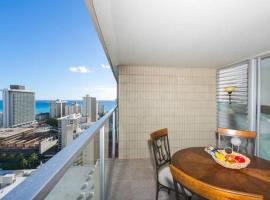 May's Vacation Rental Waikiki 2919, Honolulu