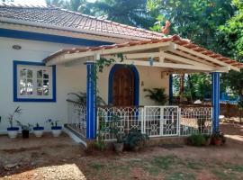 Casa D.C.M & Esmeralda, Bambolim