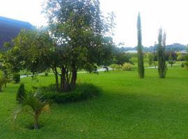 Samfred Garden Hotel, Chingola