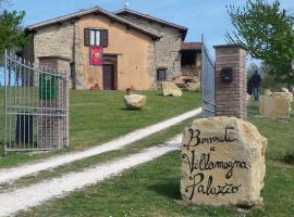 Villamagna Palazzo, Gubbio