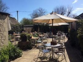 Priory Restaurant and B&B, Burford