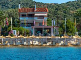 Over Sea Room & Villas, Loutra Edipsou