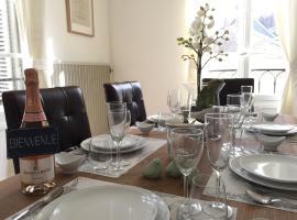 Romantic apartment for two in Saumur, Saumur