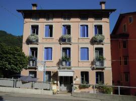 Casa Pozza Tiziano, Recoaro Terme