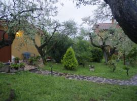 Bed & Breakfast Le Villette, Monte Compatri