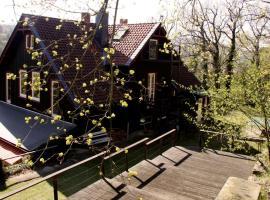 """Ferienwohnung Teufelsmauer """"Waldhaus"""", Blankenburg"""
